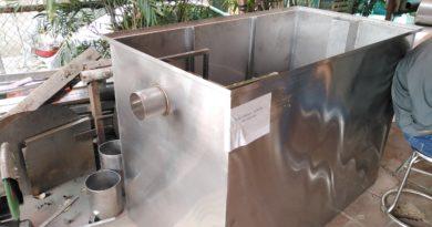 báo giá bể tách mỡ Hưng yên- bể công nghiệp