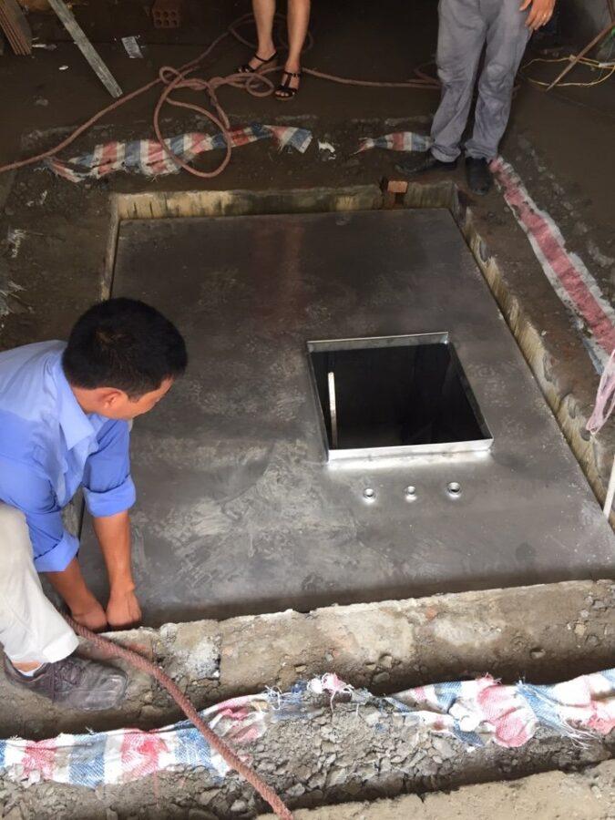 Mua bể chứa nước inox ở Hà Nội