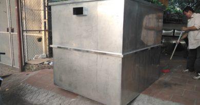 thùng lọc mỡ công nghiệp đà nẵng