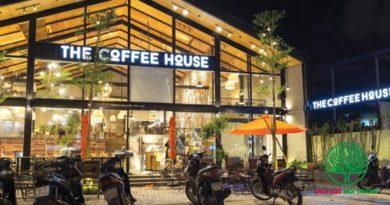 Bể tách mỡ cho chuỗi cà phê The Coffee House chất lượng cao