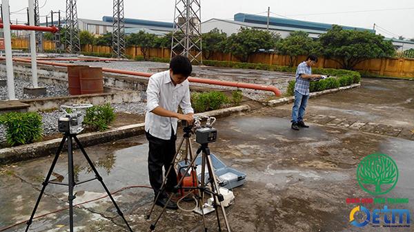 Công ty cơ khí môi trường ETC tại Hà Nội