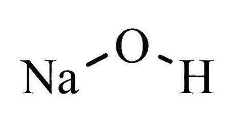 Công thức hóa học của NaOH