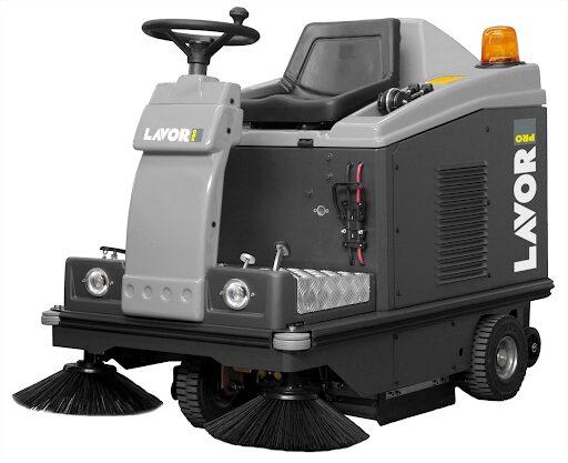 Xe quet rac Lavor SWL R1000 ST