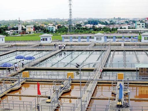 Nhà máy cung cấp nước sạch Sawaco