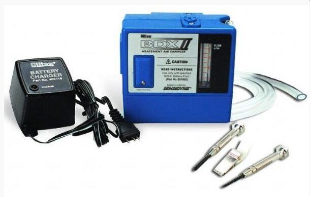 Bơm thu mẫu khí cũng là một thiết bị cần thiết trong quan trắc môi trường