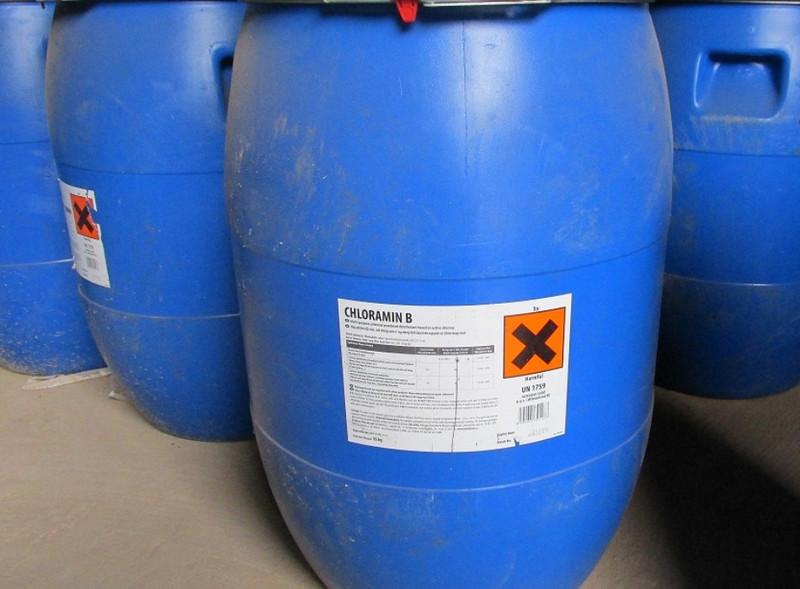 Cloramin dùng trong việc xử lý nước cấp