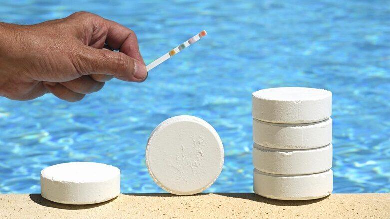 Hóa chất clo có thể xử lý nước nhiễm phèn an toàn, không gây hại cho sức khỏe người sử dụng