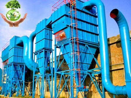 Công ty môi trường Ngọc Lân xử lý khí thải