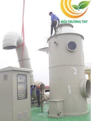Công ty cổ phần Tư vấn và Xây dựng Môi trường TNT Việt Nam