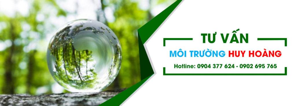 Công ty TNHH thương mại dịch vụ tư vấn môi trường Tân Huy Hoàng