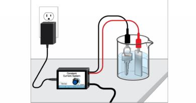 Điện phân để khử Nitrat trong nước