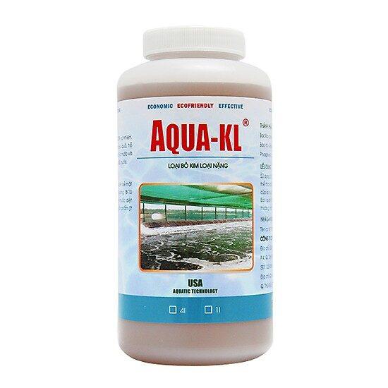 Hóa chất Aqua - KL khử nước ao nhiễm phèn