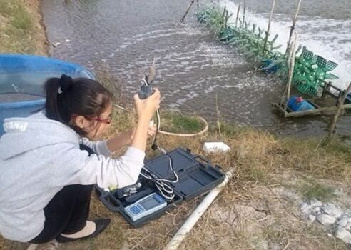 Thiết bị giúp lấy các thông số chính xác nhất từ nước