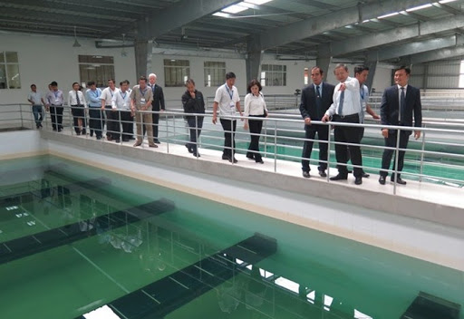 Tổng công ty cung cấp nước sạch Sài Gòn
