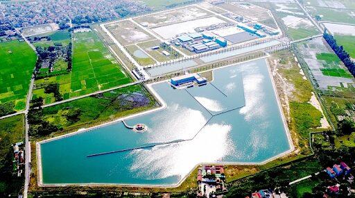 Nhà máy nước sạch sông Đuống lớn nhất miền bắc
