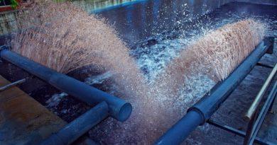 Nước thải mực in tuy không nhiều nhưng nồng độ các chất ô nhiễm lại cao