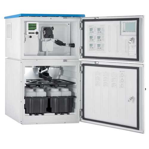Thiết bị lấy mẫu nước thải tự động của hãng  Endress + Hauser