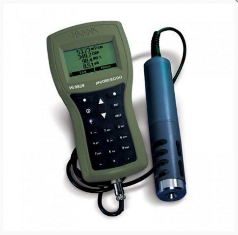 Máy đo đa chỉ tiêu cũng được lựa chọn nhiều và phổ biến hiện nay