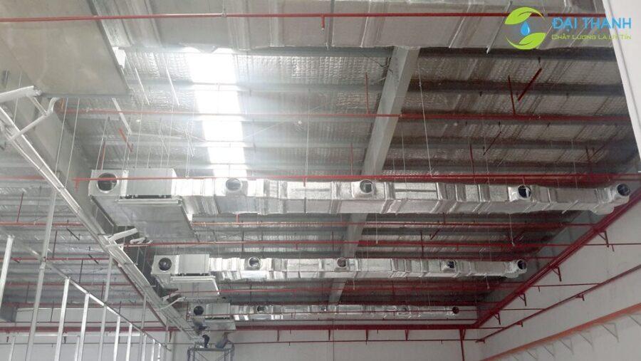 Công ty cổ phần môi trường Đại Thanh chuyên xử lý khí thải