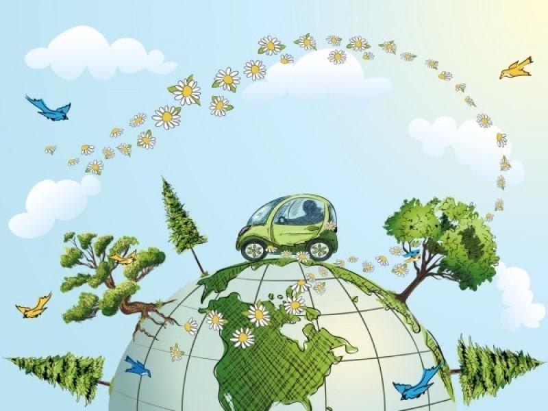 Môi trường ngày càng ô nhiễm cần có sự hợp tác của những nhân viên môi trường có đam mê
