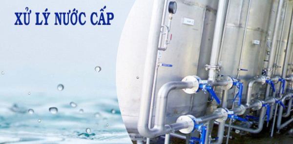 top 3 loại hóa chất được dùng nhiều nhất trong xử lý nước cấp