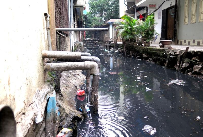 top 9 cong trình trong dây chuyền xử lý nước thải sinh hoạt