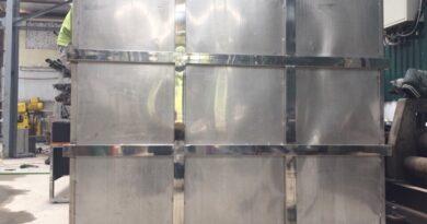 bể nước inox tại đống đa