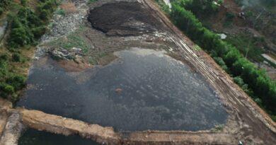 nước rỉ rác thường nhiễm mỡ