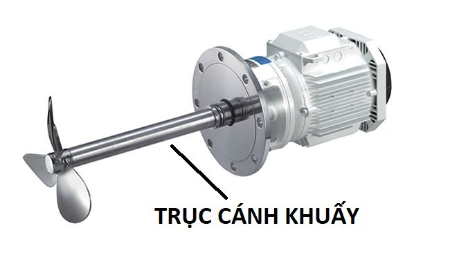 Truc canh khuay