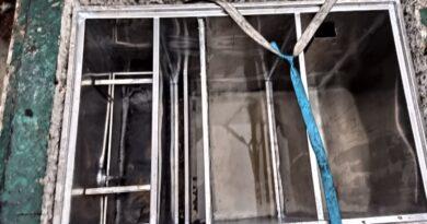 Cấu tạo của bể tách dầu dùng cho cơ sở sản xuất nhựa plastic