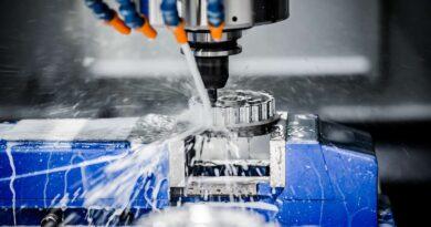 dầu làm mát dùng trong các máy cắt gọt kim loại