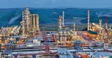 nhà máy tinh chế dầu thô cần phải lắp đặt bể tách dầu